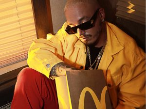 McDonald's teams up with reggaeton star J Balvin, following the success of the fast-food giant's Travis Scott collaboration