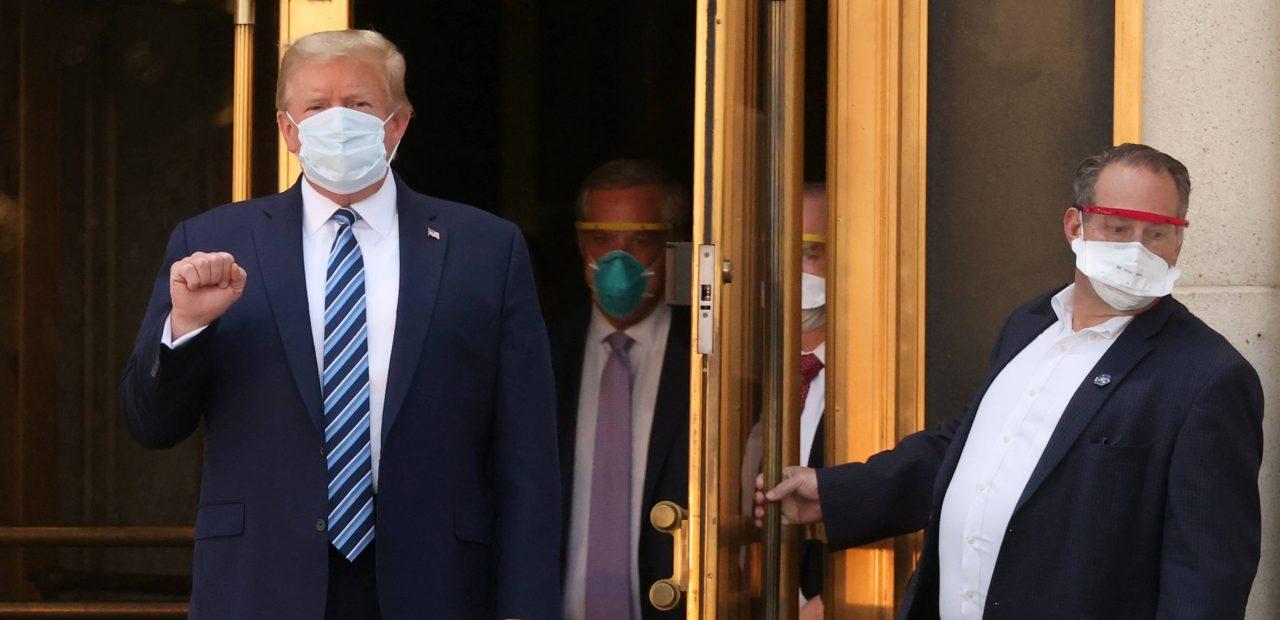 Trump hospital | Business Insider México