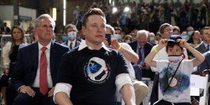 SpaceX de Elon Musk gana un contrato con el Pentágono de 149 millones de dólares para construir satélites de seguimiento de misiles