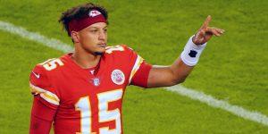 """Patrick Mahomes está """"cambiando el juego"""" para los quarterbacks de la NFL, según Cam Newton de los Patriots"""