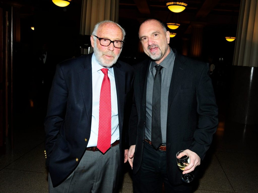 james simons y george yacopoulos | Business Insider Mexico