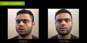 NVIDIA creó una plataforma de IA que puede ayudar a que nunca te veas distraído en una videoconferencia