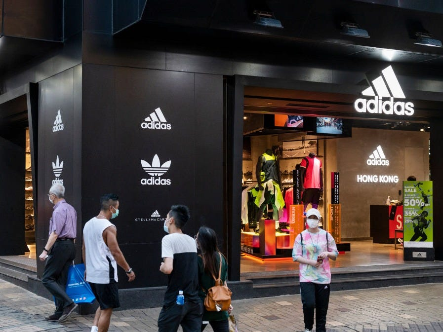 adidas | business insider mexico