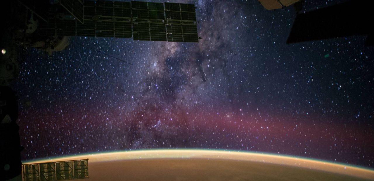 NASA Vía Láctea