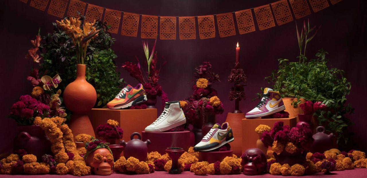 Nike Día de Muertos   Business Insider Mexico