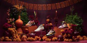 Nike lanza una colección del Día de Muertos —así lucen los tenis y este es su precio