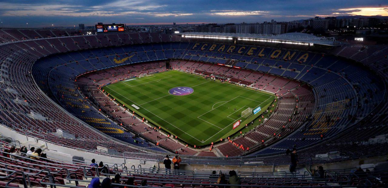 Camp Nou | Business Insider Mexico