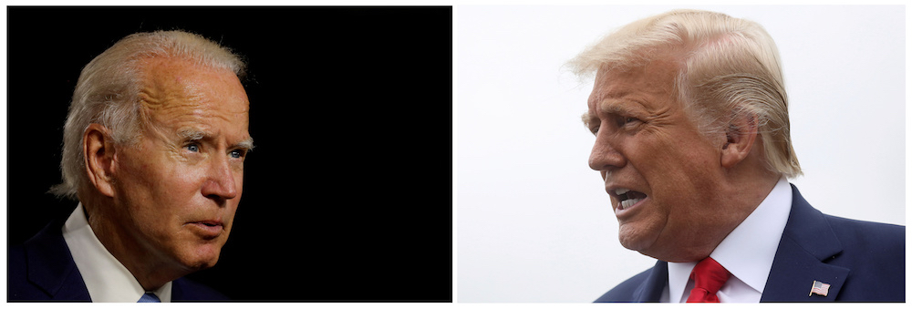Debate virtual entre Trump y Biden | Business Insider Mexico