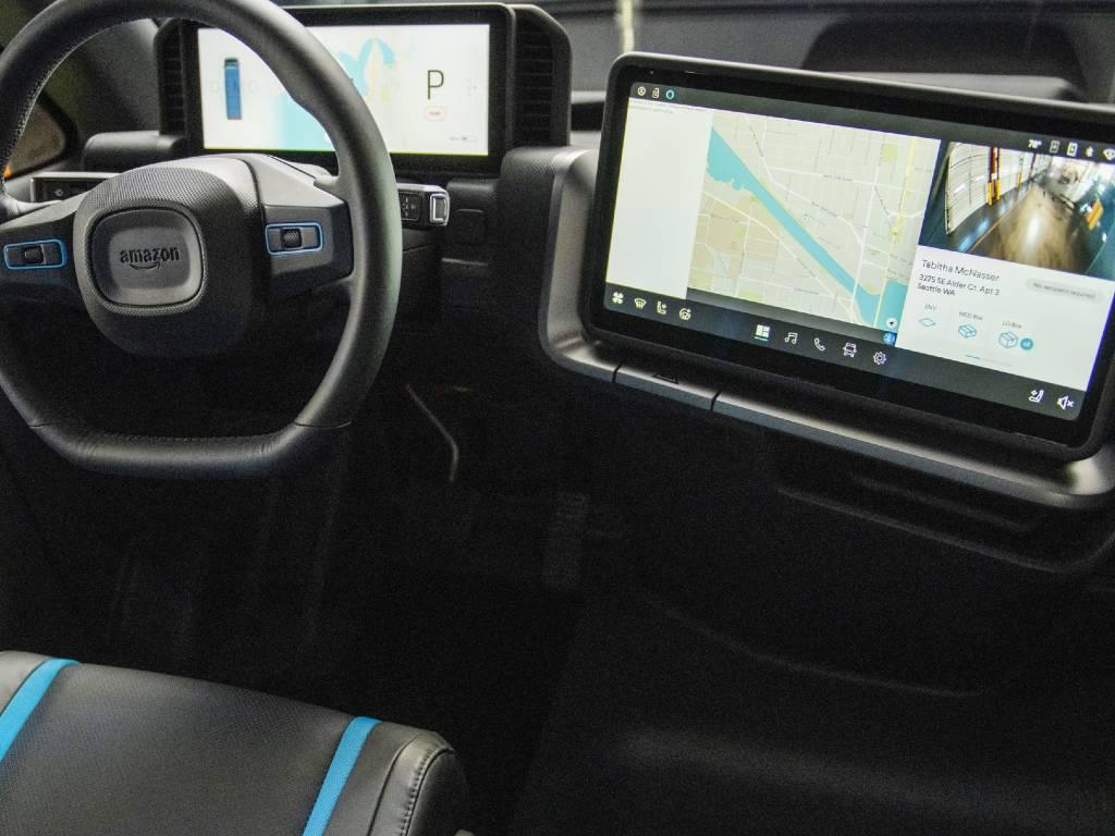 Amazon vehículo eléctrico | Business Insider Mexico