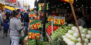 Los alimentos frescos aumentan 8% anual en septiembre —el doble de la inflación general