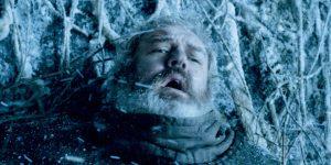 """George R.R. Martin finalmente revela detalles sobre cómo será el destino de Hodor en los libros de """"Canción de hielo y fuego"""""""