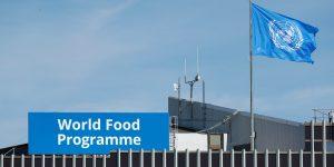 El Programa Mundial de Alimentos de la ONU gana el premio Nobel de la Paz