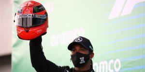 Hamilton F1 | Business Insider Mexico