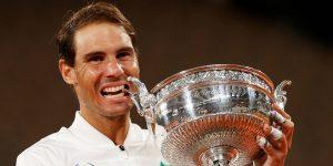 Rafael Nadal gana su 13º Roland Garros y rompe récord histórico con 20 títulos de Grand Slam en su carrera