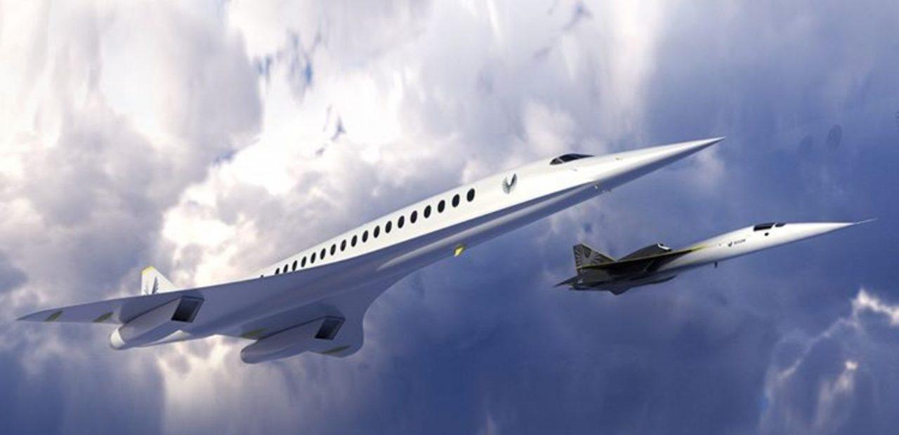 avion supersónico |Business Insider México