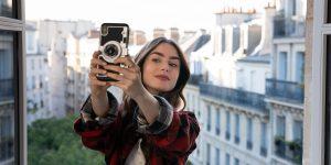 """Los 23 momentos más irreales de """"Emily en París"""""""