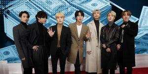 Así es como los miembros de la banda surcoreana BTS ganan y gastan su dinero
