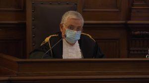 El Vaticano escucha descripciones de abuso sexual durante el primer juicio contra dos sacerdotes dentro de su territorio