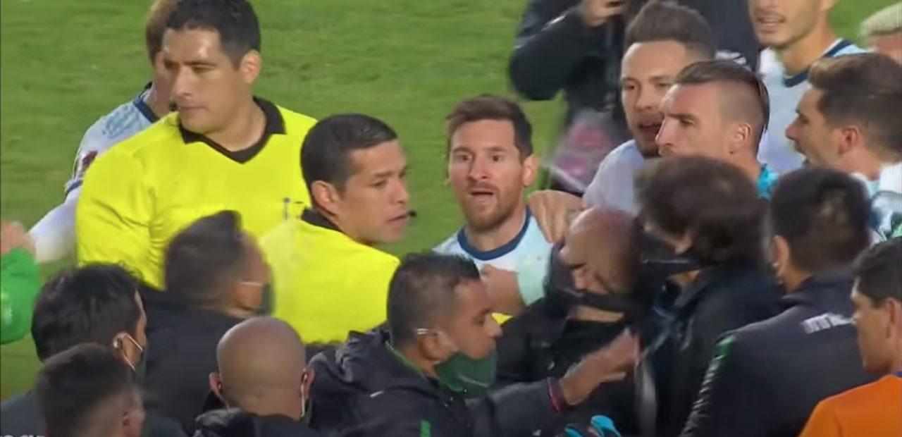 Lionel Messi arremete contra entrenador de Bolivia | Business Insider Mexico
