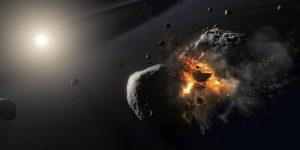 2 satélites muertos están a punto de colisionar, lo que pone de manifiesto el problema de los desechos espaciales