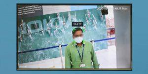 Nokia creó un sistema automatizado para detectar síntomas de Covid-19 en las personas