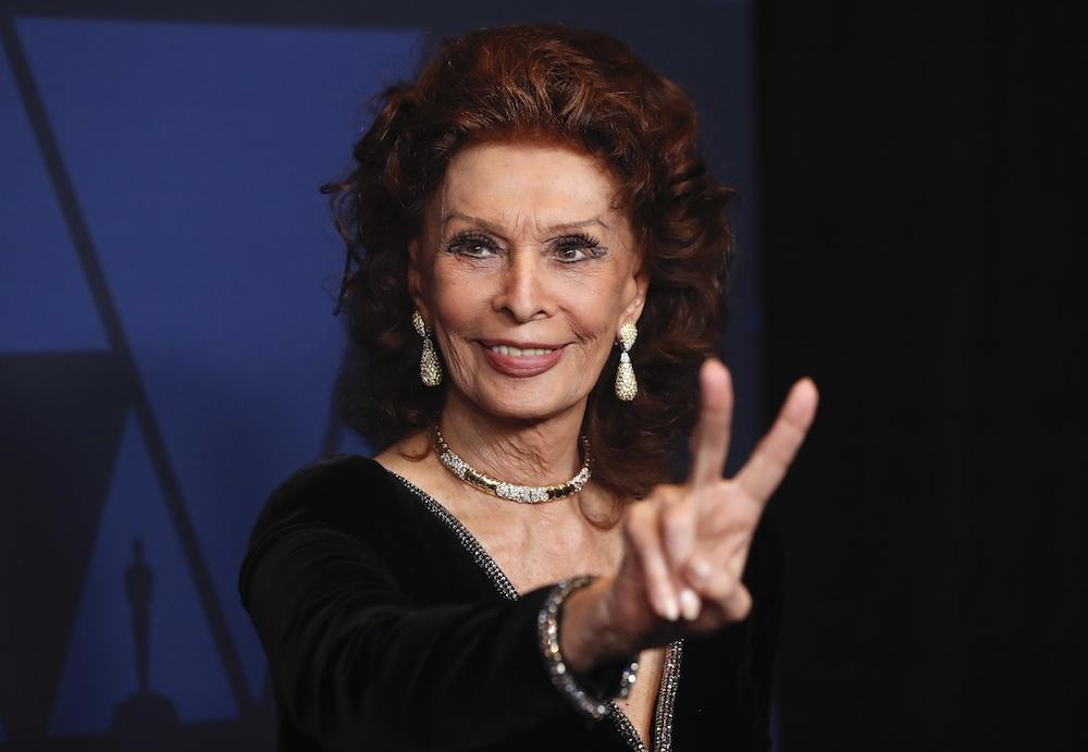 Sophia Loren película de Netflix Oscar | Business Insider Mexico