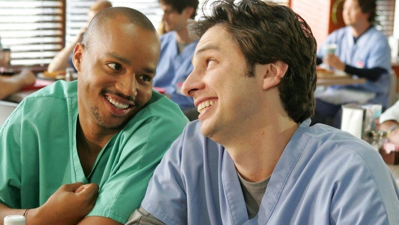 scrubs | business insider mexico