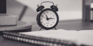 Este es un simple truco de administración del tiempo para ser más productivo y estar menos estresado en el trabajo