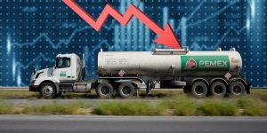 Pemex difícilmente alcanzará su meta de producción, de acuerdo con Moody's