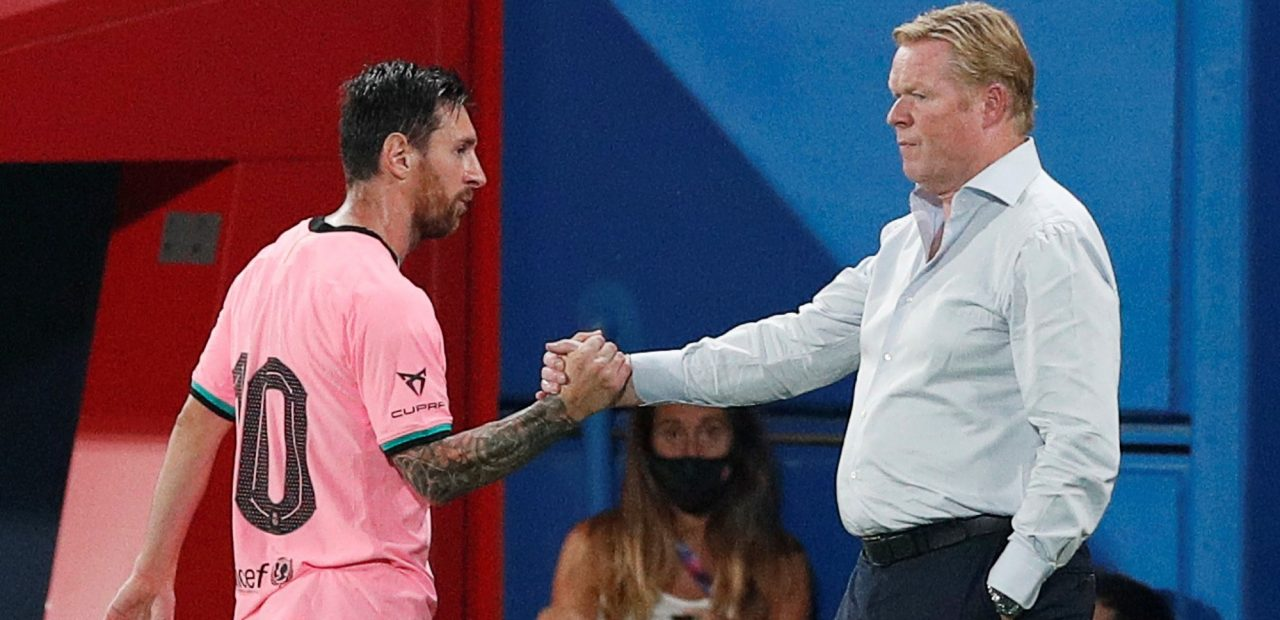 Messi Koeman | Business Insider Mexico