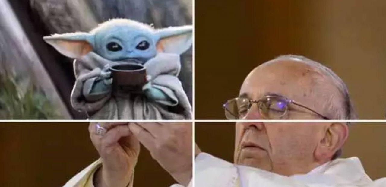 memes papa francisco
