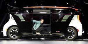 Cruise y General Motors buscarán aprobación para desarrollar Origin, su nuevo vehículo autónomo