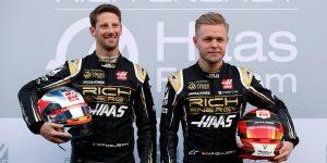 """Romain Grosjean y Kevin Magnussen dejarán la escudería Haas al finalizar la temporada —pero esto no abrirá nuevos lugares para Sergio """"Checo"""" Pérez en la F1"""