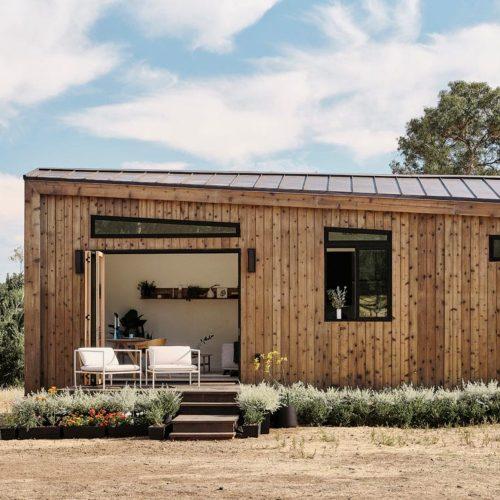 La startup detrás de estas pequeñas casas modulares que se pueden construir en un día acaba de recaudar 3.5 millones de dólares