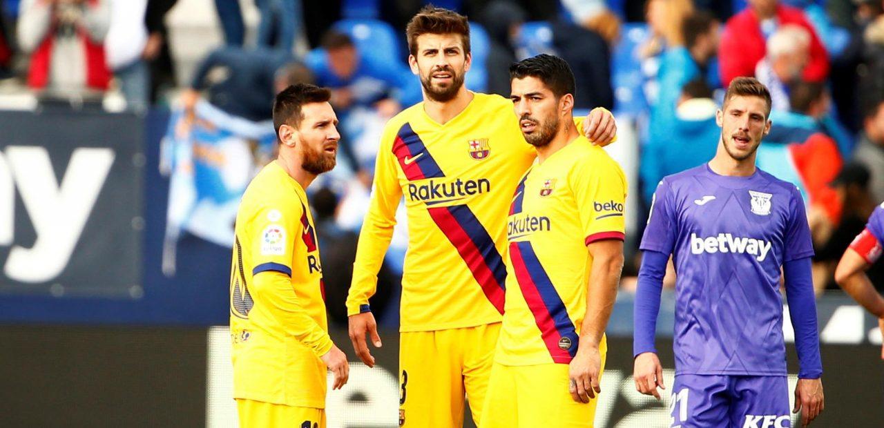 Piqué habla de Messi y el Barcelona   Business Insider Mexico