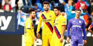 «El nuevo estadio debe llevar su nombre»; Piqué rompe el silencio y critica al Barça por cómo trató a Messi