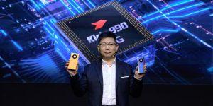 Huawei presentó su nueva línea Mate 40, los smartphones más potentes de la marca china hasta ahora
