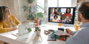 Cómo organizar un evento virtual exitoso, según los planificadores de eventos en línea