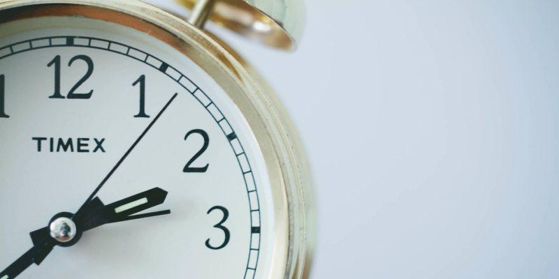 ¿Estás listo para el cambio de horario? Este 25 de octubre inicia el horario de invierno