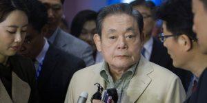 Lee Kun-hee, el presidente de Samsung, muere a los 78 años