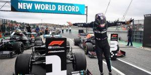 Lewis Hamilton gana el GP de Portugal y se consagra como el piloto con más victorias en la historia de la F1