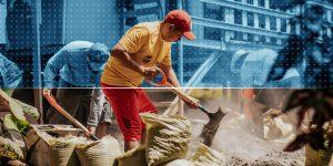 La construcción en México se estanca y  pierde la inercia de la reactivación económica