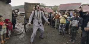 """Kazajistán aprovecha el estreno de """"Borat 2"""" y adopta la famosa frase """"¡Very Nice!"""" para atraer a turistas"""