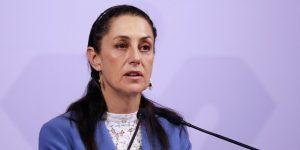 Claudia Sheinbaum, jefa de gobierno de la CDMX, da positivo por Covid-19