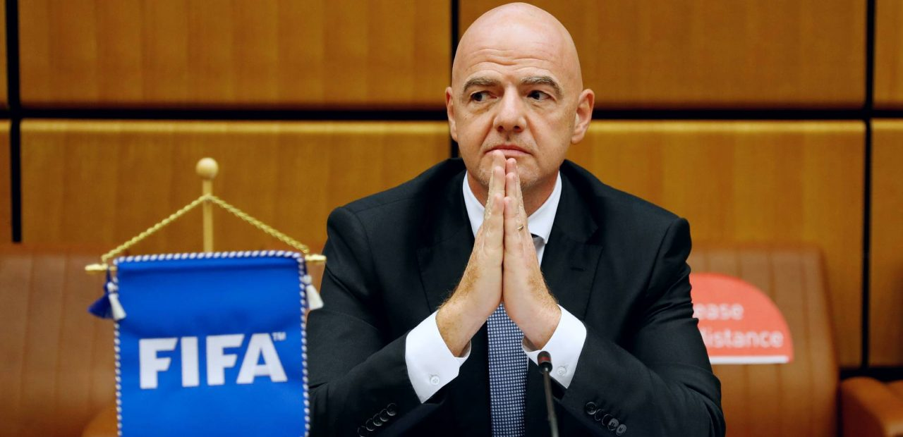 Gianni Infantino Covid-19 | Business Insider Mexico