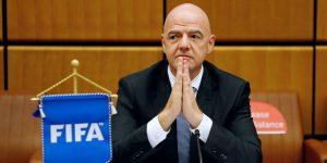 El presidente de la FIFA, Gianni Infantino, da positivo por Covid-19