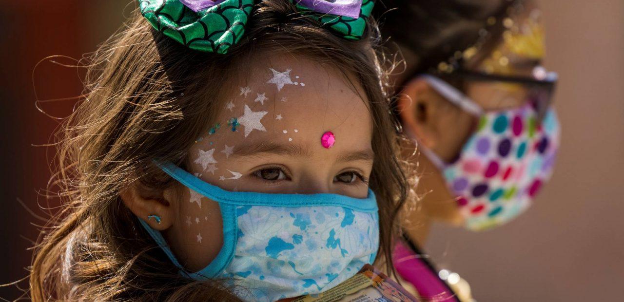niños mascarillas | Business Insider Mexico