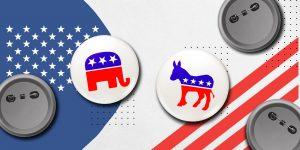 ¿Por qué solo dos partidos políticos compiten en las elecciones de Estados Unidos?
