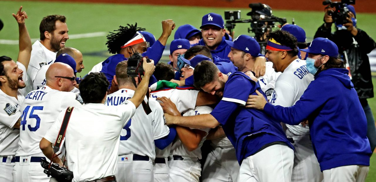Dodgers Serie Mundial | Business Insider Mexico