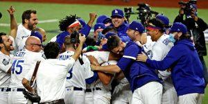 Los Dodgers de Los Ángeles se coronan campeones de la Serie Mundial 2020 tras 32 años de sequía